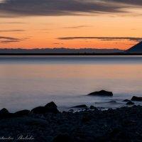 вечер на Байкале :: Константин Шабалин