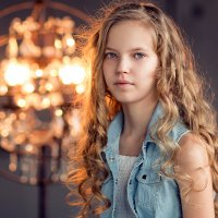 Портрет девушки :: Елена Заводнова
