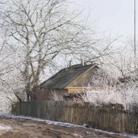 февральские зарисовки маленького городка.. :: Наталья М
