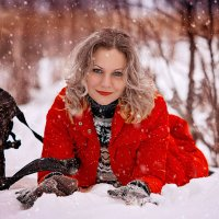 Зима :: Елена Тарасевич (Бардонова)