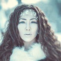 winter fairy :: Кубаныч Молдокулов