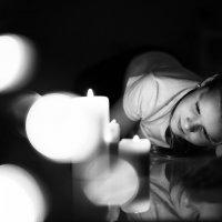 Поздним зимним вечером :: Anna Shevtsova
