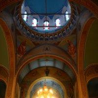 Внутреннее убранство   Церкви Пресвятой Богородицы :: Валентина Папилова