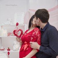 Сергей и Ирина :: Виктория Дергачёва