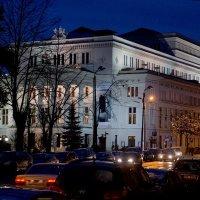 Оперный театр Рига :: Gennady Legostaev
