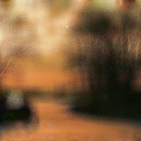 Зимний вечер на острове :: Михаил Лобов (drakonmick)