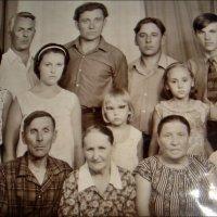 Родственники.  1962 год :: Нина Корешкова