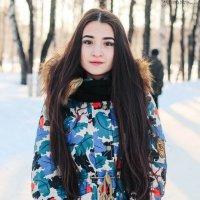 Оксана :: Аделина Ильина