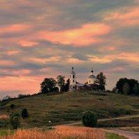Спасо-Преображенский храм с.Горицы(1838г) :: АЛЕКСАНДР СУВОРОВ