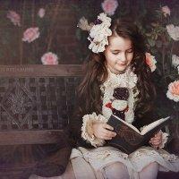 В мечтах о детстве :: Анна Локост
