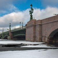 Санкт Петербург. Троицкий мост. :: Михаил Александров