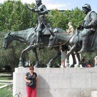 Рыцары и Дулцинея :: imants_leopolds žīgurs