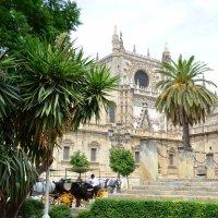 Испания, Севилья, Кафедральный Собор :: Михаил Кандыбин