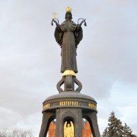 Памятник Екатерине Великой :: Антон Бояркеев