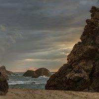 Praia da Ursa, Portugal :: Alena Cardoso