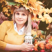 Прекрасная осень :: Яна Мязина