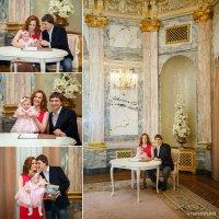 Торжественная регистрация во Дворце Малютки :: Наталья Вендт Фотограф&Дизайнер