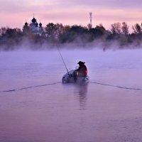За туманом и за......... :: владимир