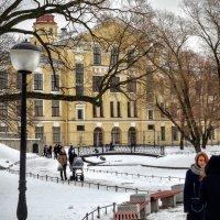 В Юсуповском саду :: Юрий Тихонов