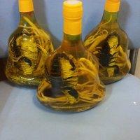 Скорпион и кобра залитая водкой :: Анна