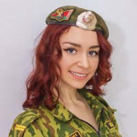С 23 Февраля :: Tatsiana Latushko