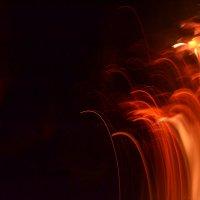 Поднятие огня :: Анастасия Добрынина