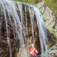 Водопад :: Максимилиан Сребный