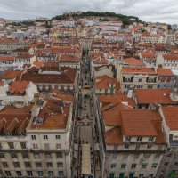 Крыши Лиссабона :: Alena Cardoso