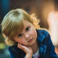 юная модель :: Ксения Огнева