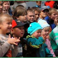 Дворовый концерт: дяденьки, халтуру гоните!))) :: Андрей Заломленков
