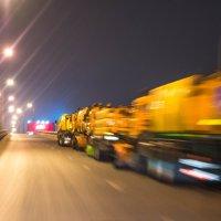 цветные ночные дороги... :: Svetlana AS