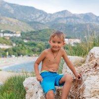 На отдыхе в Черногории. :: Татьяна Калинкина