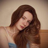 Кружева волос. :: Иван Бобков