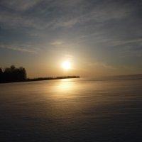 Зимний пейзаж :: Ольга