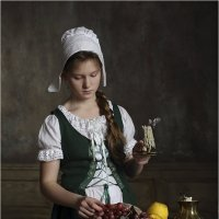 Про погасшую свечу и спрятавшуюся мышку :: Виктория Иванова