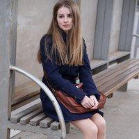Я жду трамвая... :: Андрей Майоров