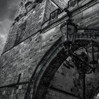 Малостранская башня. Фрагмент. :: Eugene *