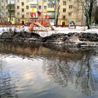 февраль пришел во двор... :: Александр Прокудин