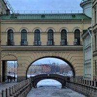 Город каналов и мостов :: Владимир Макаров