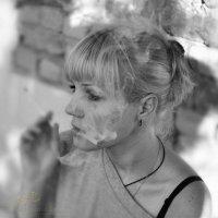 дым :: Оксана Резниченко