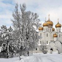 В заснеженном городе :: Николай Белавин