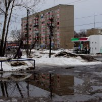 Теплый февраль :: Алексей Golovchenko
