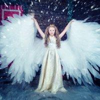 Снежная королева. Да будет снег!))) :: Ольга Егорова