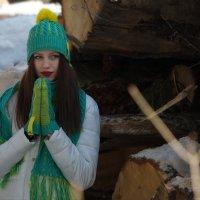 Такая странная зима :: Igor Veter