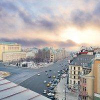 Москва. Лубянка. :: Анна (Анка) Салтыкова