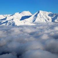 Выше облаков :: Елена Ф.