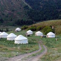 Казахские юрты :: Асылбек Айманов