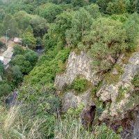 У Медовых водопадов... :: Юлия Бабитко