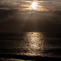 Закат на Сицилии :: Witalij Loewin
