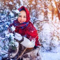 Зимушка -зима :: Ольга Малинина